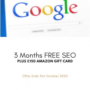 3 months free seo
